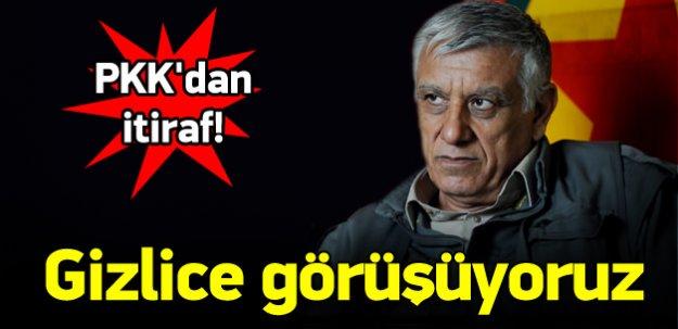 PKK, ABD ile gizlice görüşüyor!
