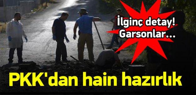 PKK bombalı araçlarla eyleme hazırlanıyor