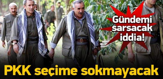 'PKK, HDP'yi seçimlere sokmayacak'