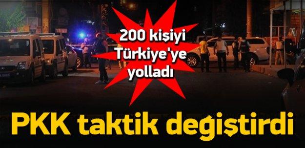 PKK, IŞİD'in taktiğini Türkiye'ye taşıdı!