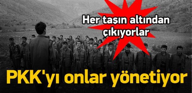 PKK, Kürtlere değil İran'a çalışıyor