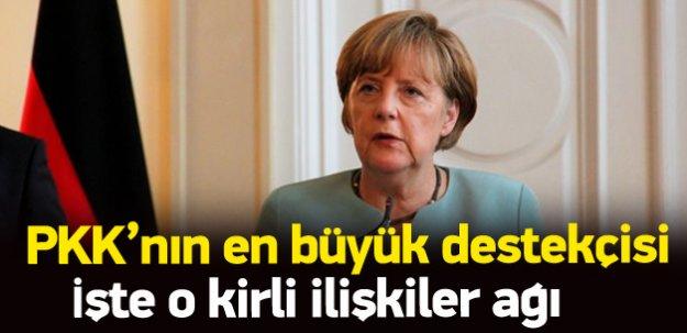 PKK'nın en büyük destekçisi Almanya