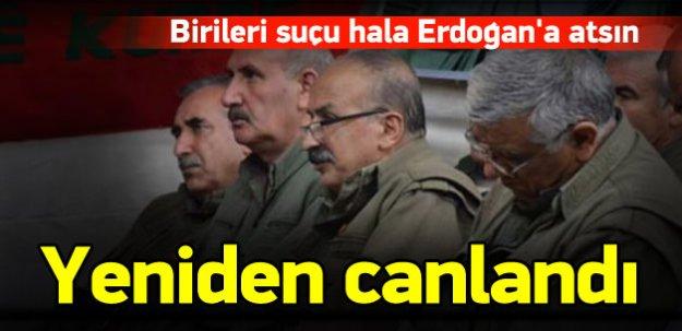 PKK'nın ''Kürdistan'' hedefi yeninden canlandı