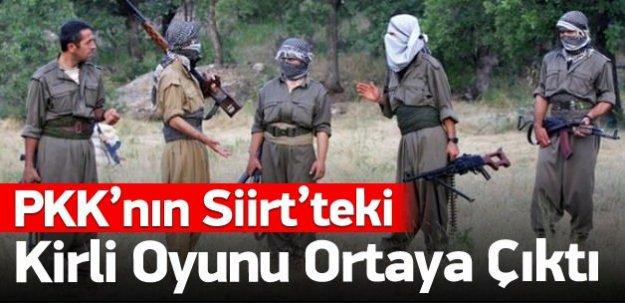 PKK'nın Siirt'teki pusu planı ortaya çıktı