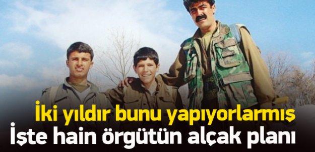 PKK son iki yılda 316 çocuğu dağa kaçırdı