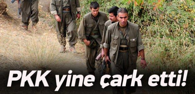 PKK yine çark etti