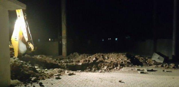 PKK'lılar polise saldırdı