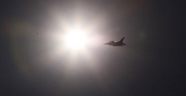 PKK'lılara yönelik hava operasyonu başlatıldı