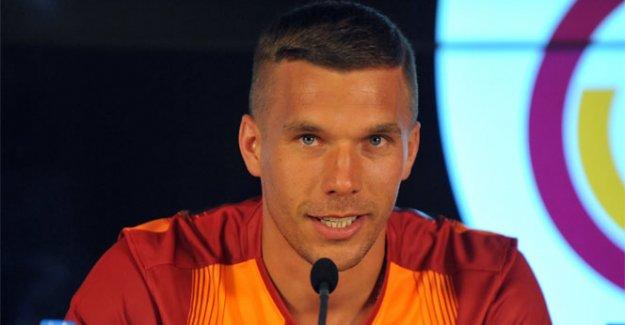 Podolski: 'Yüzde yüz hazır Podolski için zaman lazım'