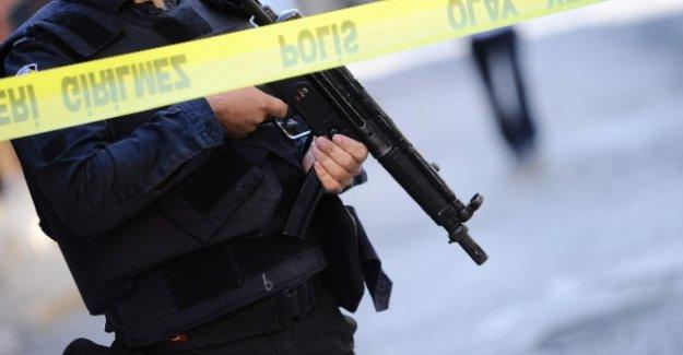 Polise silahlı saldırı yapılan araçtan eroin çıktı