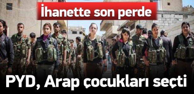 PYD Esed'e asker topluyor