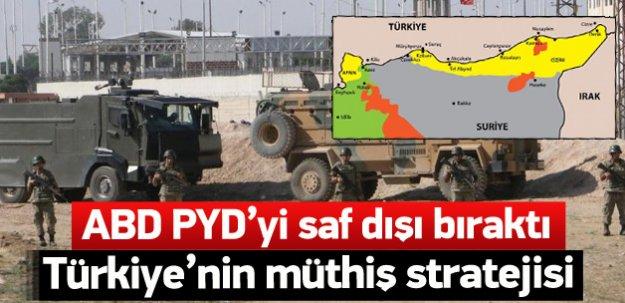 PYD'ye Fırat'ın batısına sakın geçme uyarısı!