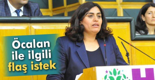 Sebahat Tuncel: 'HDP Heyeti Gitmesin, Öcalan heyete gelsin'