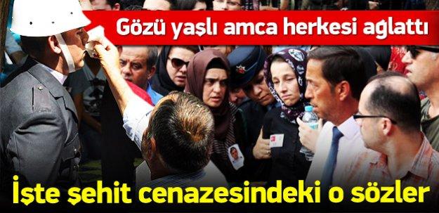 Şehit polisi Konya'da 5 bin kişi uğurladı