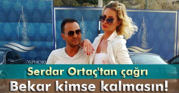 Serdar Ortaç'tan evlenin çağrısı!