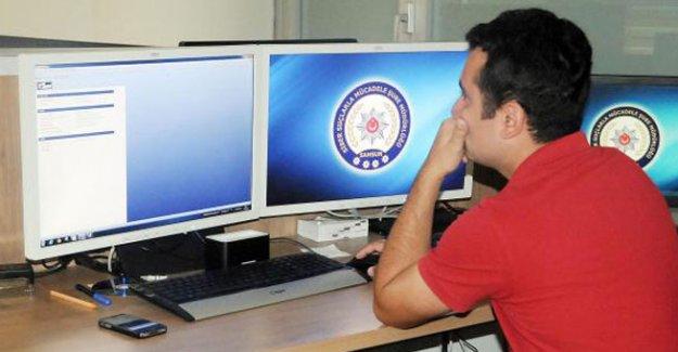 Siber suçlarda yüzde 100 artış