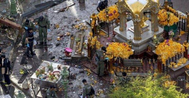 Şimdi de Bangok bombacısı ülkücü iddiası