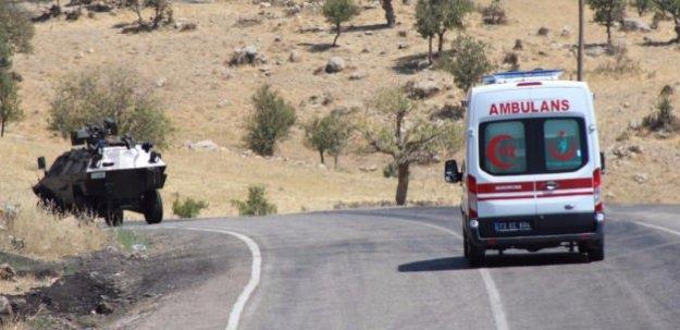 Şırnak'ta mayına basan asker yaralandı!