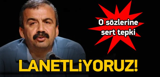 Sırrı Süreyya Önder'in o sözlerine tepki