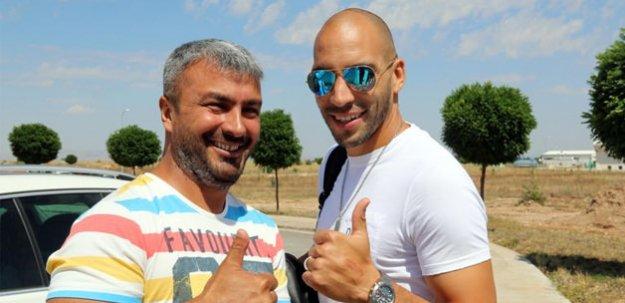 Sivasspor, Barrales ile anlaştı!