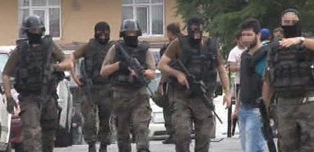 Sultanbeyli'de operasyon düzenleniyor