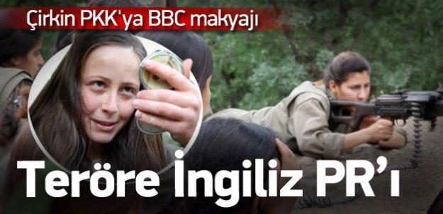 Teröre İngiliz PR'ı: Çirkin PKK'ya BBC makyajı
