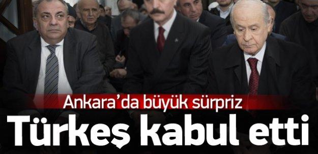 Tuğrul Türkeş bakanlık için evet dedi