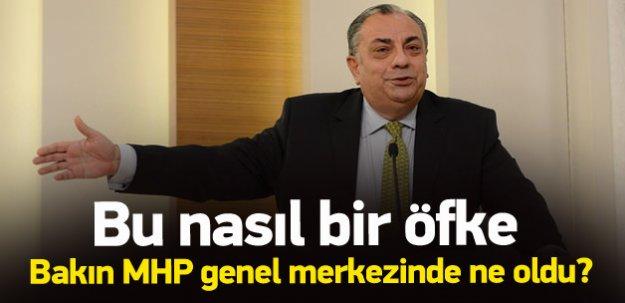 Tuğrul Türkeş'in ismi MHP asansöründen silindi