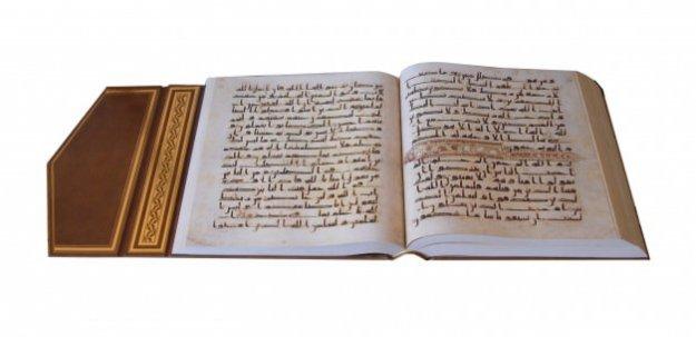 Türkiye, bin 370 yıllık Kur'an-ı Kerim'i istedi