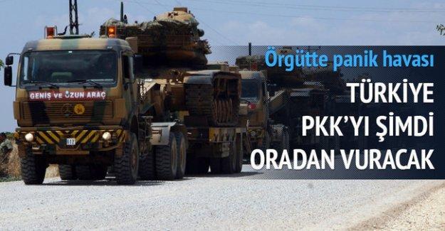 Türkiye'den PKK'nın kasalarına büyük operasyon