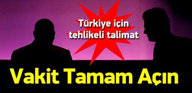 Türkiye için çok tehlikeli talimat!
