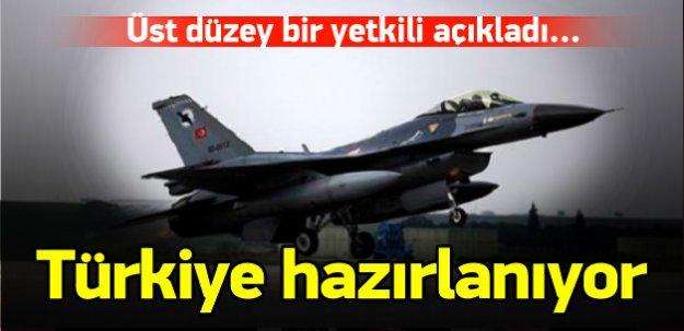 Türkiye IŞİD'e büyük operasyona hazırlanıyor