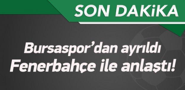 Volkan Şen, Fenerbahçe ile prensipte anlaştı!