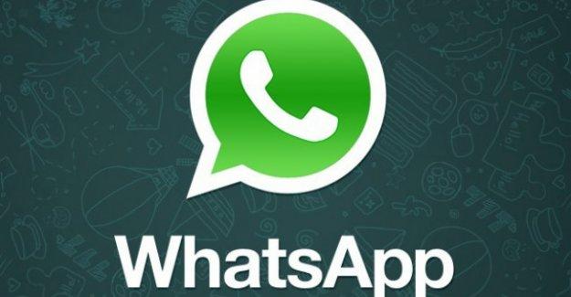 WhatsApp'ta sildiğiniz mesajlar bakın nerede!