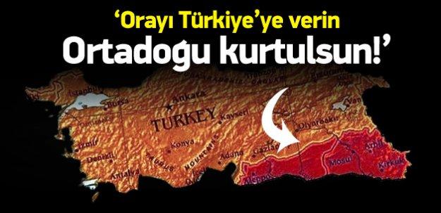 Yahudi yazar:Musul'u Türkiye'ye verin