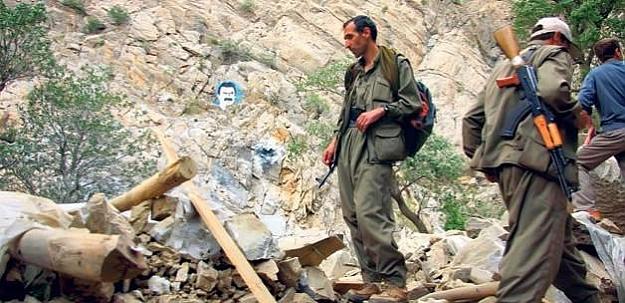 Yanan paralar 10 PKK'lının sonu oldu!