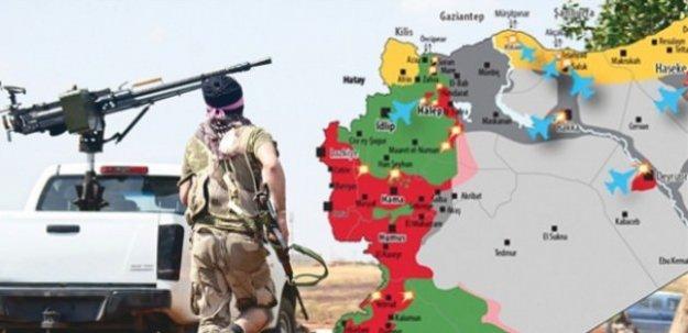 Yeni Suriye planı ile Türkiye'ye geliyor