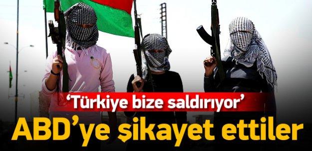 YPG Türkiye'yi Amerika'ya şikayet etti