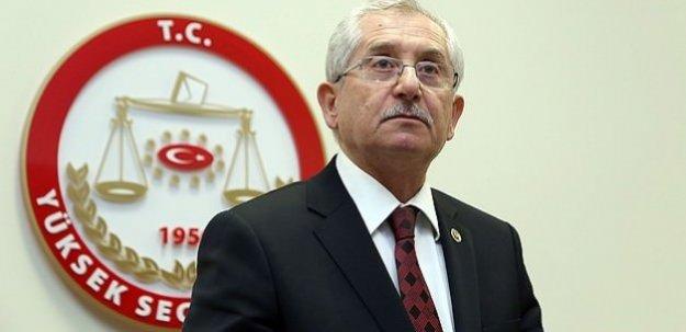 YSK'nın seçim kararı Resmi Gazete'de
