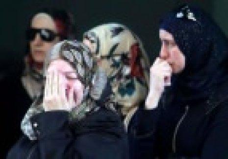 18 yaşındaki Filistinli kız toprağa verildi