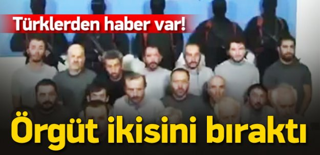 2 Türk işçi serbest