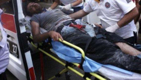 Adana'da polise ateş açan PKK sempatizanı vuruldu