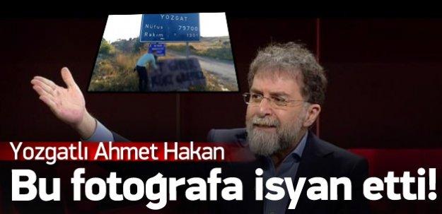 Ahmet Hakan'dan Yozgatlılara çağrı