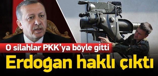 Alman silahları nasıl PKK'ya ulaştı?