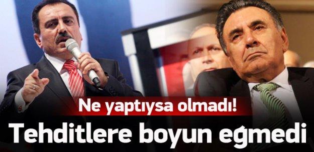 Aydın Doğan, Muhsin Yazıcıoğlu'ndan ne istedi?