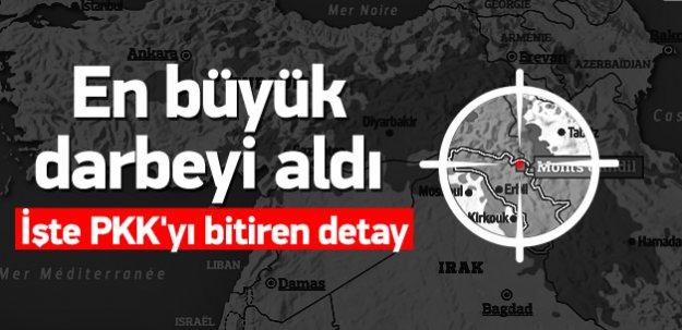 Bakan Işık: PKK en büyük darbeyi aldı