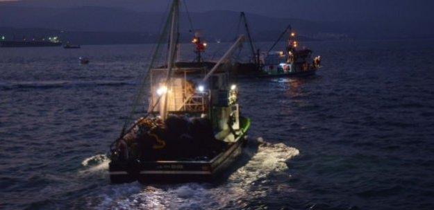 Balıkçılar 'Vira Bismillah' dedi!