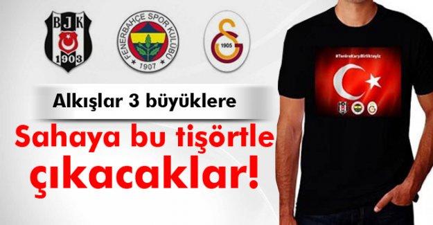 Beşiktaş, Galatasaray ve Fenerbahçe'den ortak karar!
