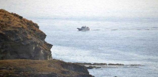 Bodrum'da sığınmacıları taşıyan bot battı!