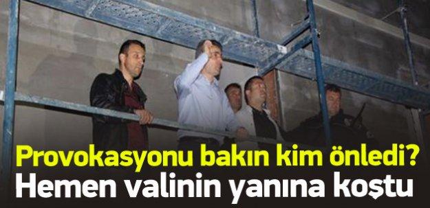Bolu'daki linçi şehit babası Ahmet Temel önledi